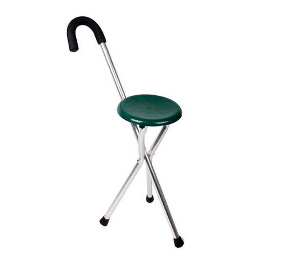 unique walking stick cum chair