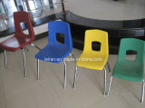 colorful plastic stacking school child chair