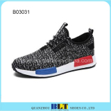 hot sale brand fly knit sport shoes