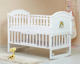 hot selling wooden baby crib