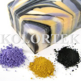 pigments and dyes for soap making