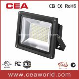 smd led flood light with ul cul dlc fcc certificates