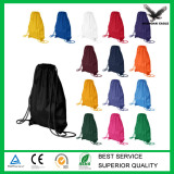 wholesale athletic fleece draw string backpack