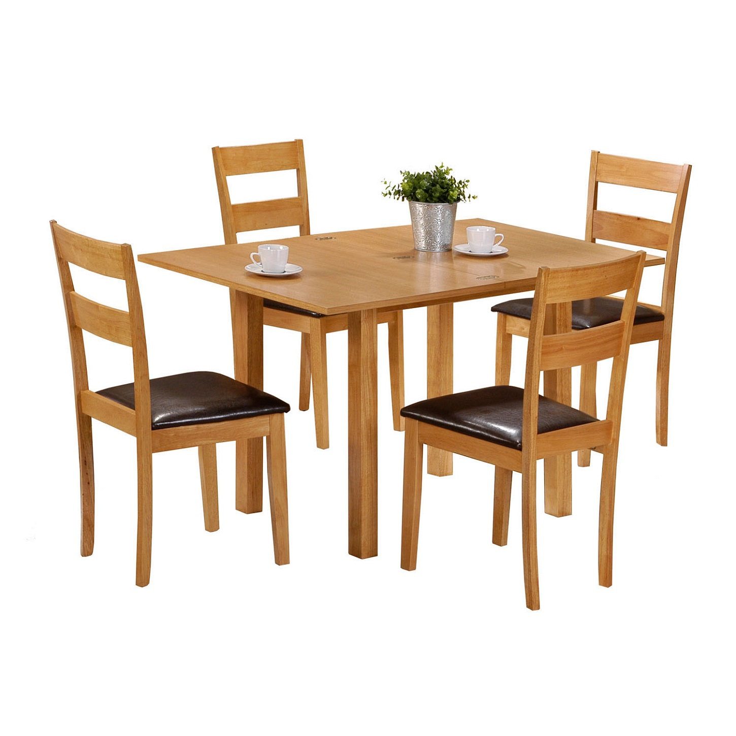 dining table furniture with four chair
